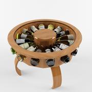 Don vino modelo 3d