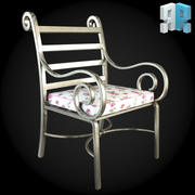 Garden Furniture 037 3d model
