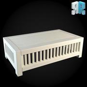 Garden Furniture 008 3d model