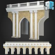 Arcade 013 3d model