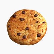 печенье 3d model