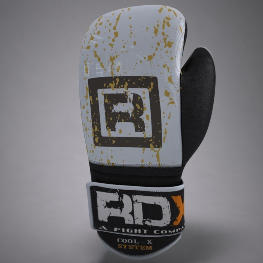 Boxing Gloves royalty-free 3d model - Preview no. 4