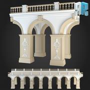 Arcade 001 3d model