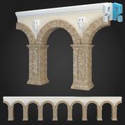 Arcade 004 3d model