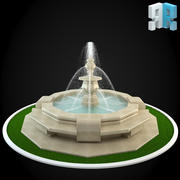 Fountain 059 3d model
