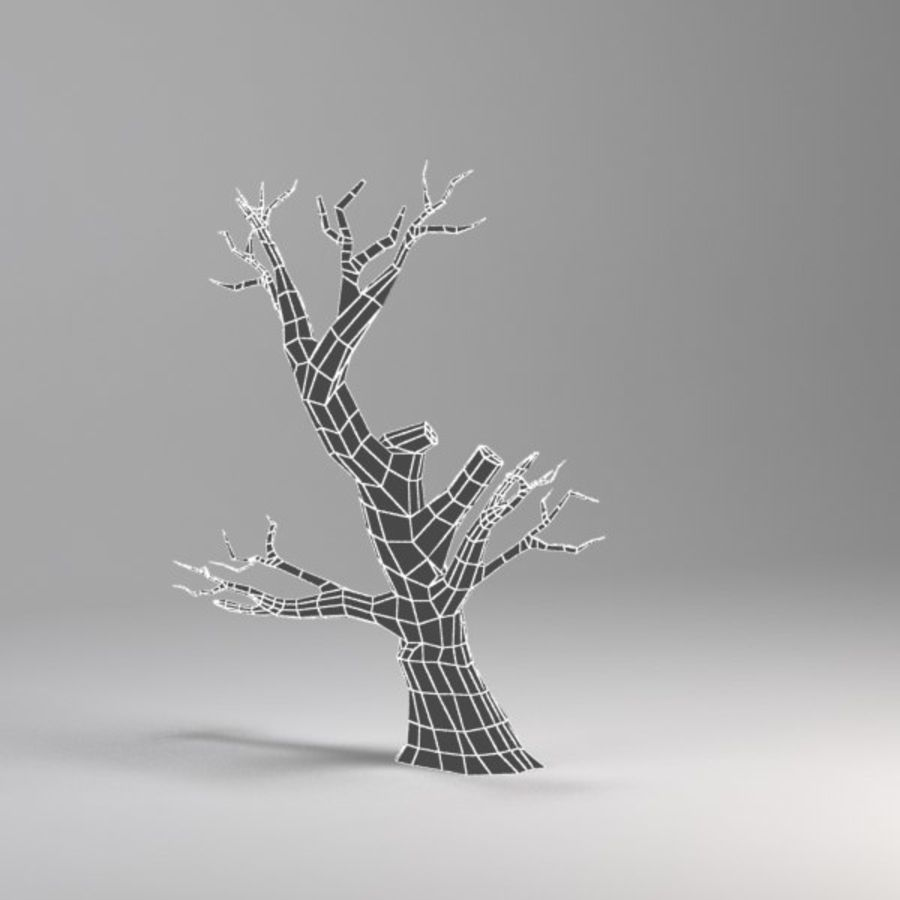 Tree royalty-free 3d model - Preview no. 4