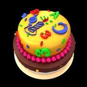 cake1 3d model