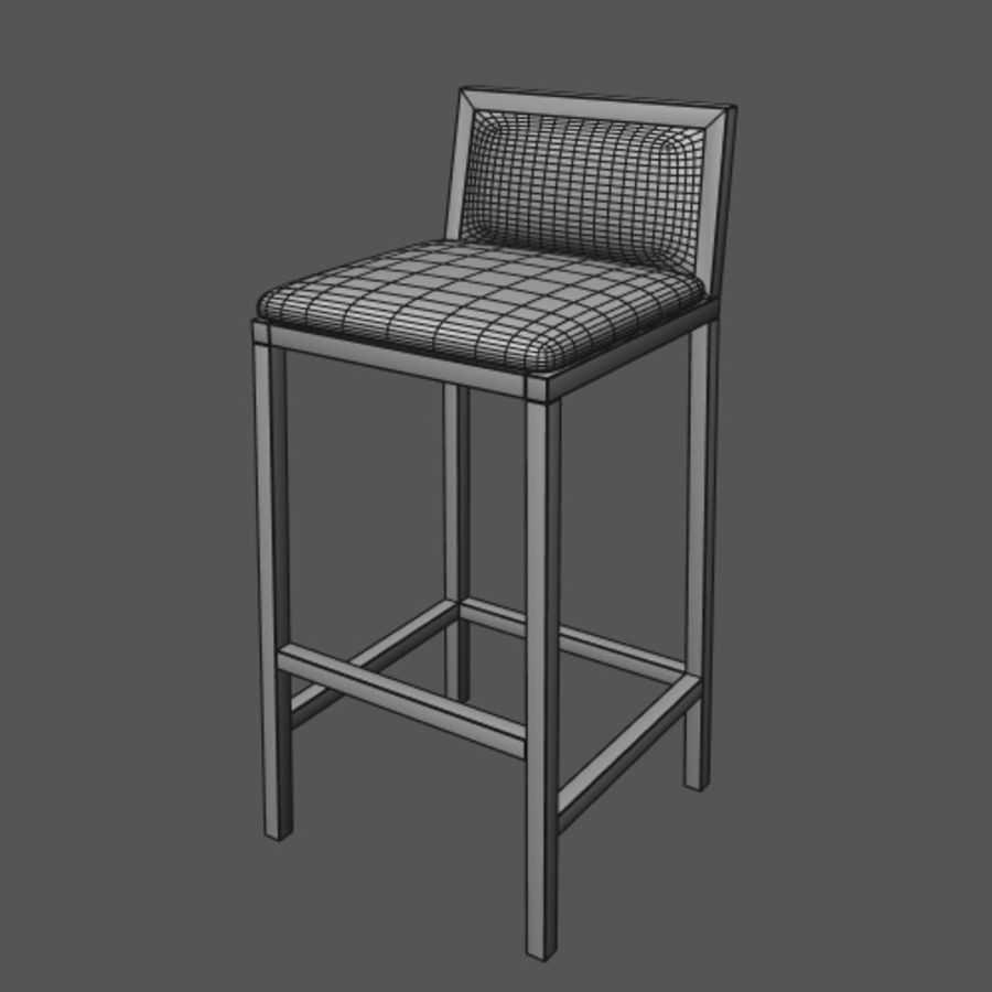BARSTOL royalty-free 3d model - Preview no. 5