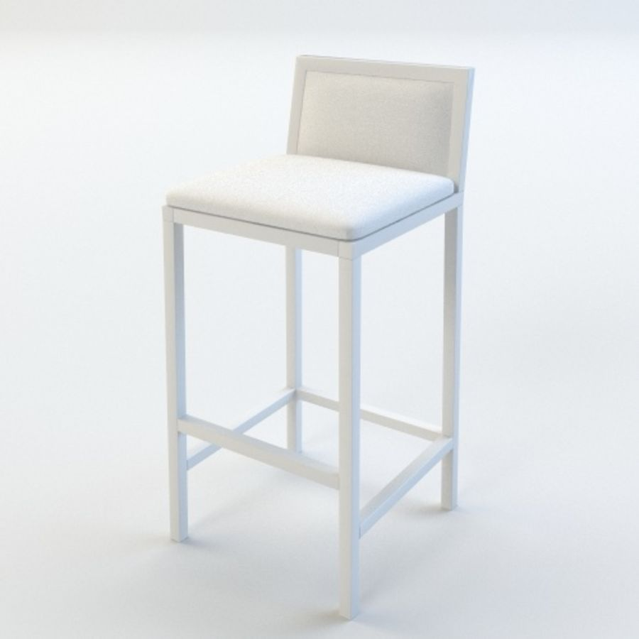 BARSTOL royalty-free 3d model - Preview no. 1
