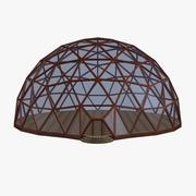 AR Geodesic Dome 2 3d model