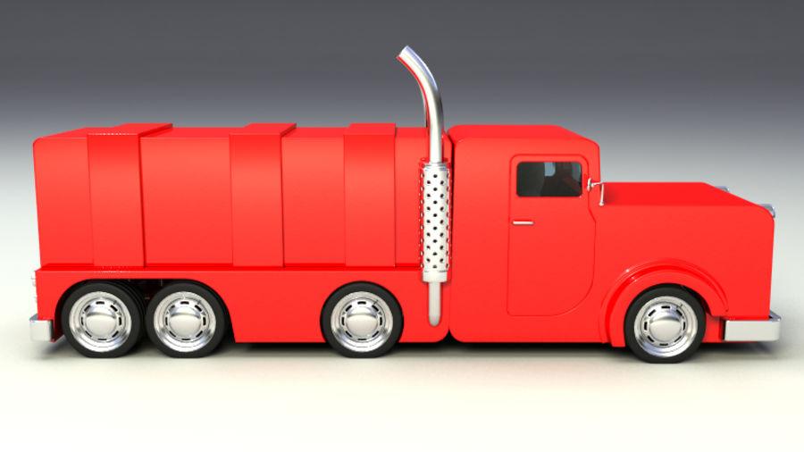 Veículos de brinquedo royalty-free 3d model - Preview no. 8