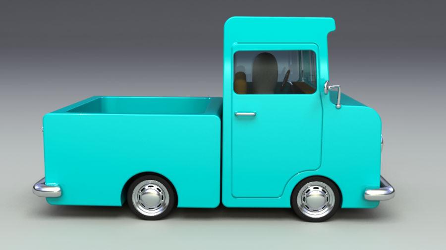 Veículos de brinquedo royalty-free 3d model - Preview no. 5