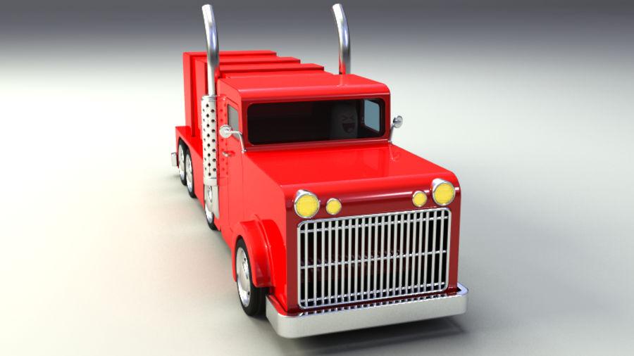 Veículos de brinquedo royalty-free 3d model - Preview no. 9
