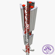 Antenne cellulaire B 3d model