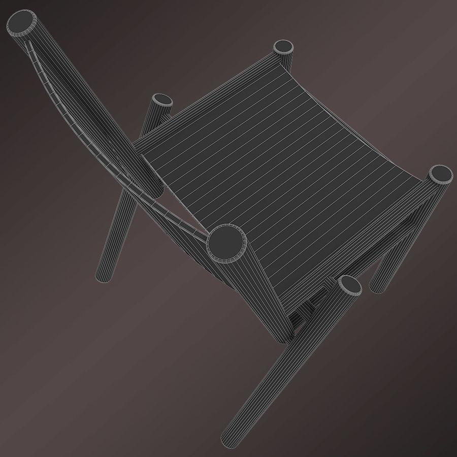 Tomdixon Chair Peg 3d Model 19 Fbx Dxf 3ds Max Free3d