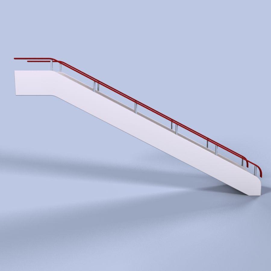 Airplane Stairs 3d Model 9 Obj Max Lxo Lwo Fbx