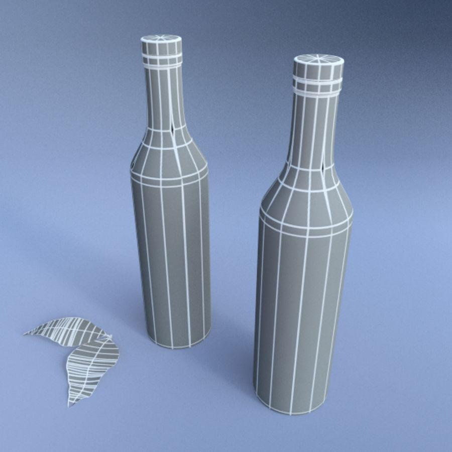 Oil & Vinegar royalty-free 3d model - Preview no. 3