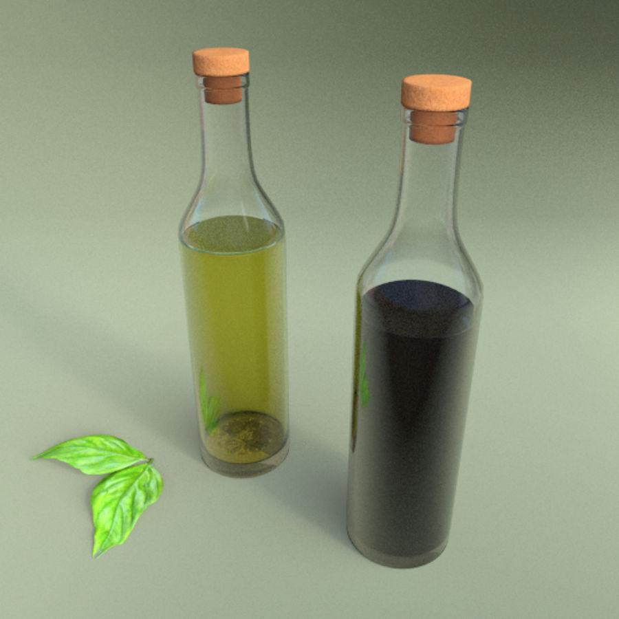 Oil & Vinegar royalty-free 3d model - Preview no. 2