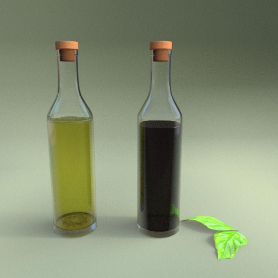 Oil & Vinegar royalty-free 3d model - Preview no. 1