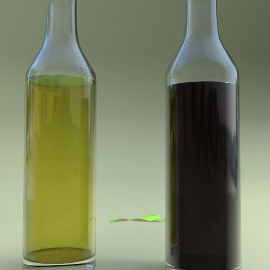 Oil & Vinegar royalty-free 3d model - Preview no. 5