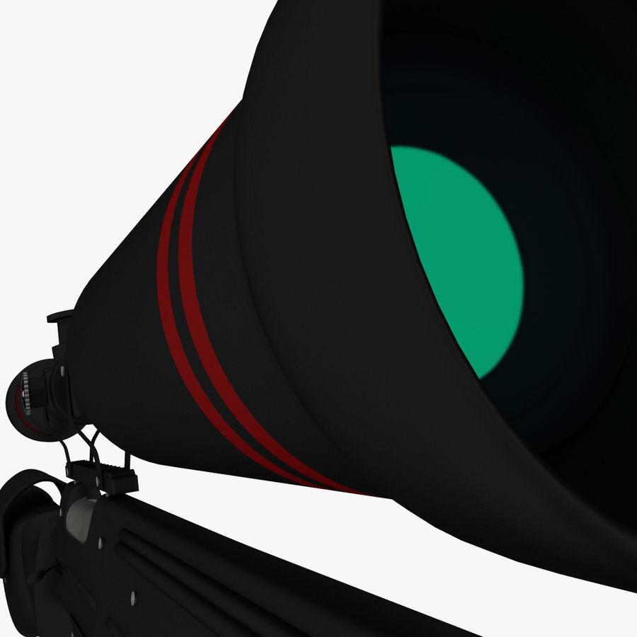 ライフル royalty-free 3d model - Preview no. 6
