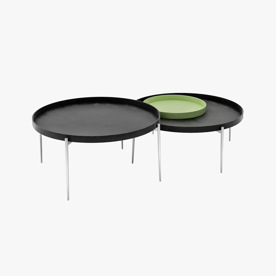 BoConcept Coffee Tables 3D Model $19 - .max - Free3D