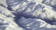 Mountain Cluster Sochi 2014 Terrain 3d model