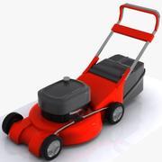 Lawn Mower 3d model