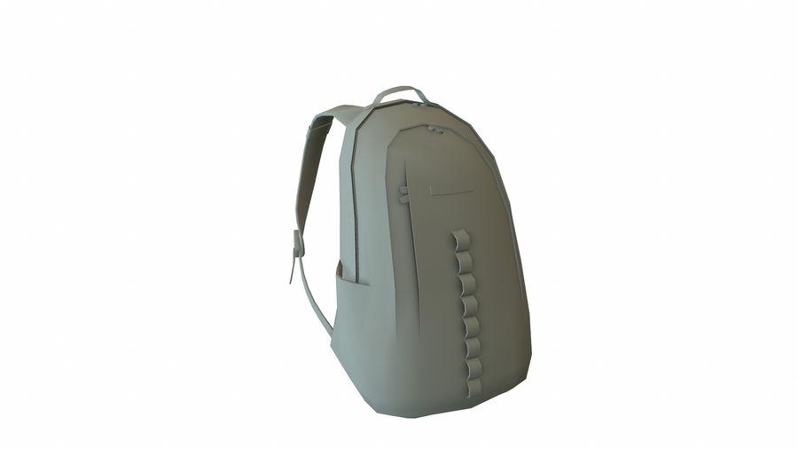 Рюкзак royalty-free 3d model - Preview no. 1