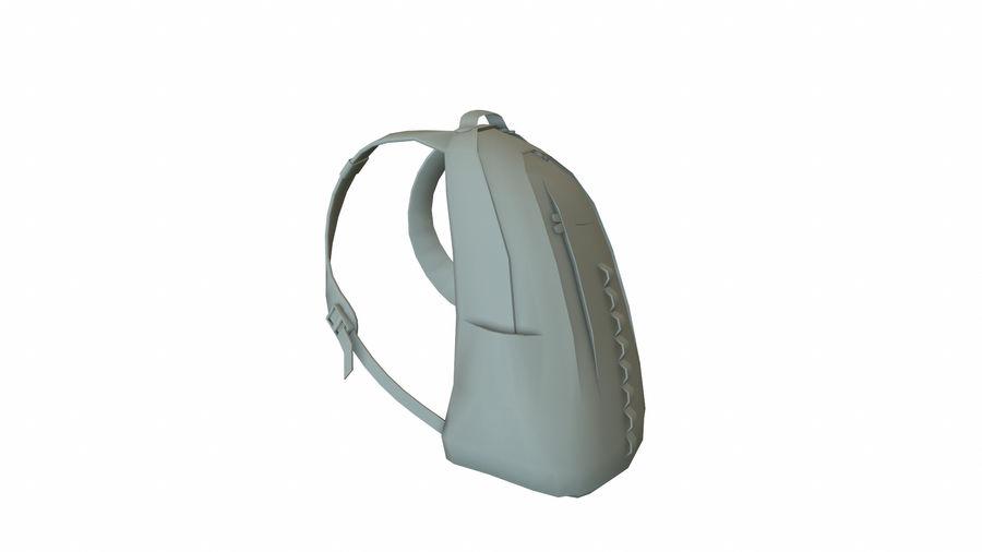 Рюкзак royalty-free 3d model - Preview no. 2