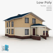 Building 019 3d model