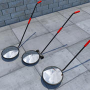 Inspection Mirror 3d model