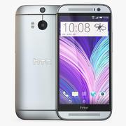HTC One M8 3d model