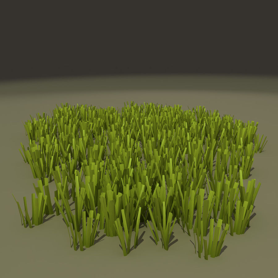 Herbe royalty-free 3d model - Preview no. 5