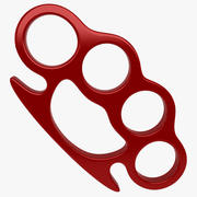 Brass Knuckles 3d model