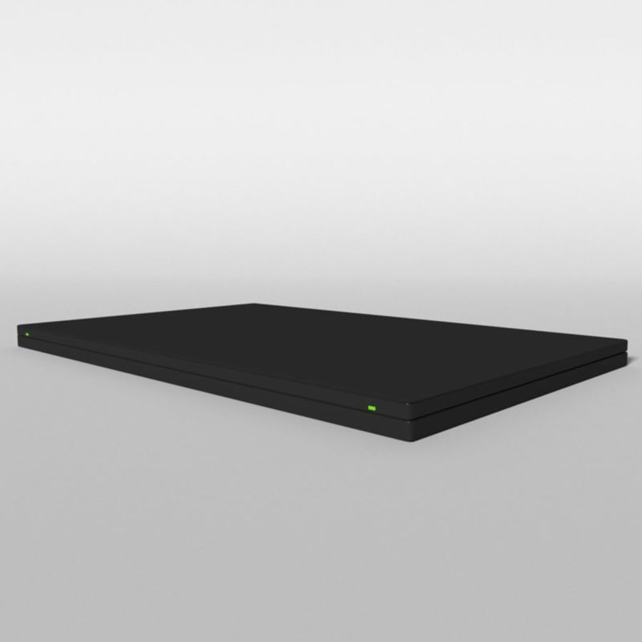 Gaming Laptop royalty-free 3d model - Preview no. 4