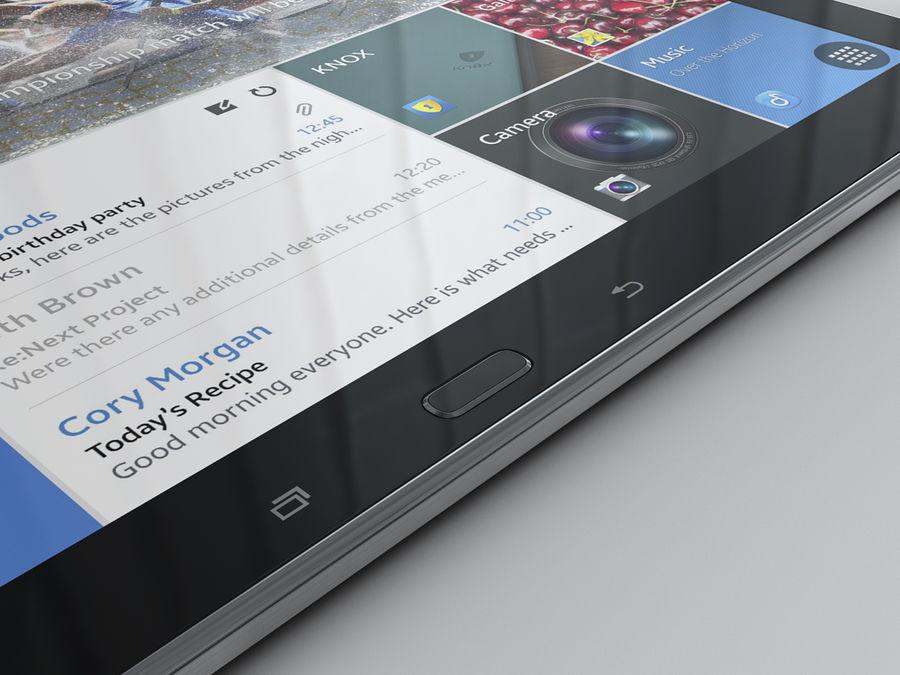 삼성 갤럭시 탭 프로 12.2 royalty-free 3d model - Preview no. 23