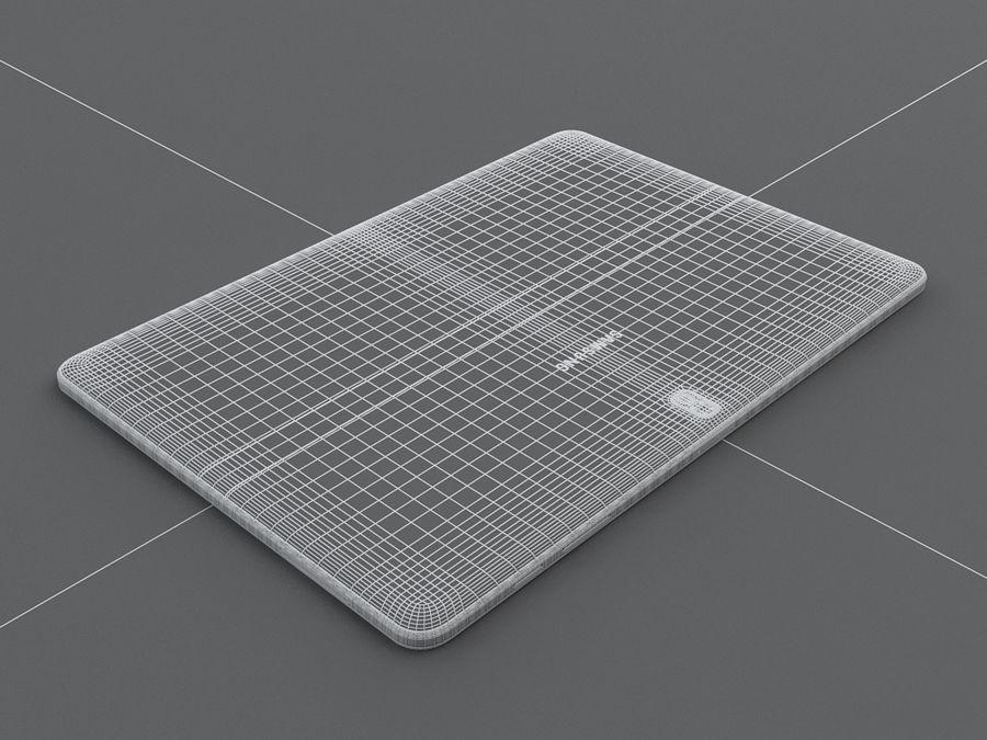 삼성 갤럭시 탭 프로 12.2 royalty-free 3d model - Preview no. 29