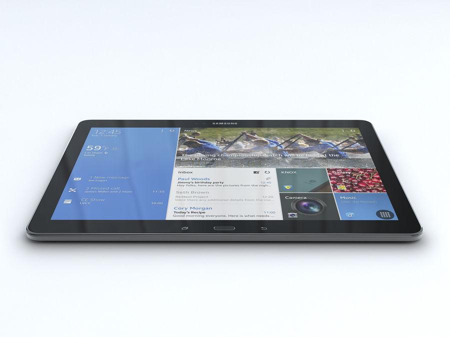 삼성 갤럭시 탭 프로 12.2 royalty-free 3d model - Preview no. 5