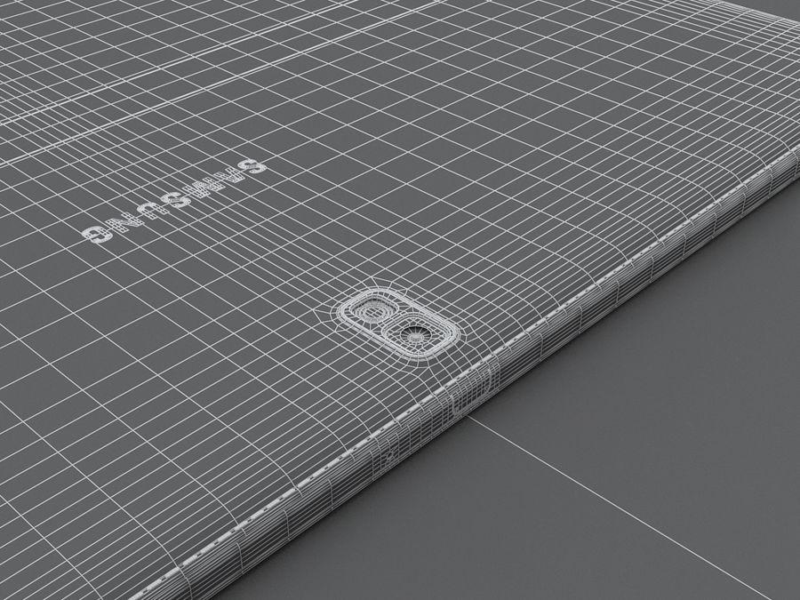 삼성 갤럭시 탭 프로 12.2 royalty-free 3d model - Preview no. 30