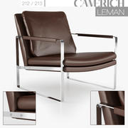 Camerich Leman Lounge 3d model
