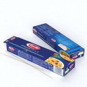 Pasta Box 3d model
