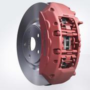 Brembo Brakes v1 3d model
