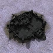 FactorySteelSCIFI 3d model