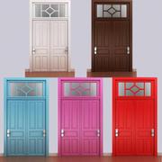 Tür 3d model