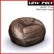 Bean Bag Chair 3d model