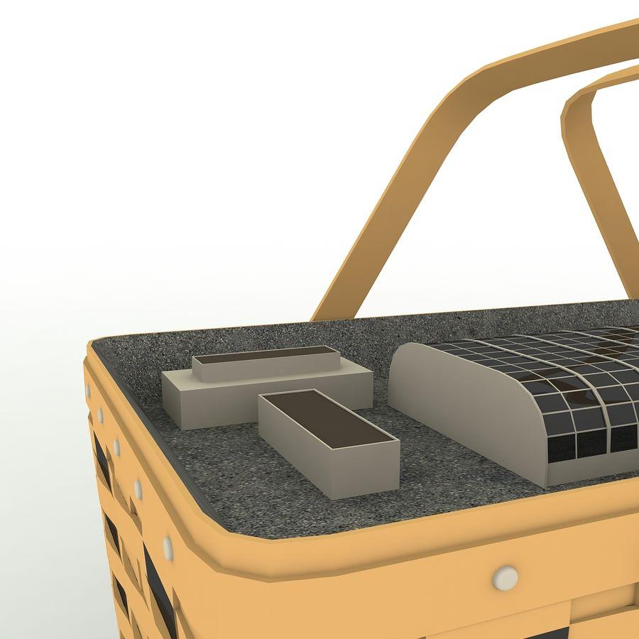 Longaberger Basket 3D Model $10 - .max .obj .oth - Free3D
