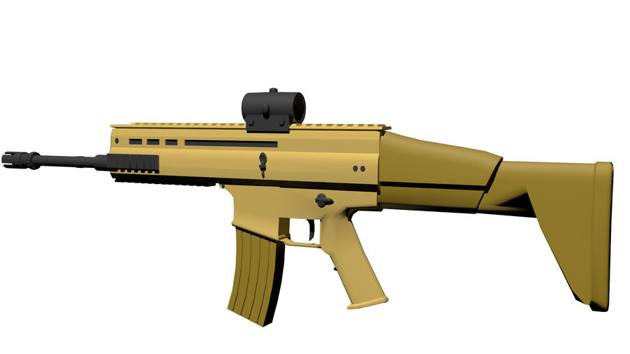 Scar-L royalty-free 3d model - Preview no. 6