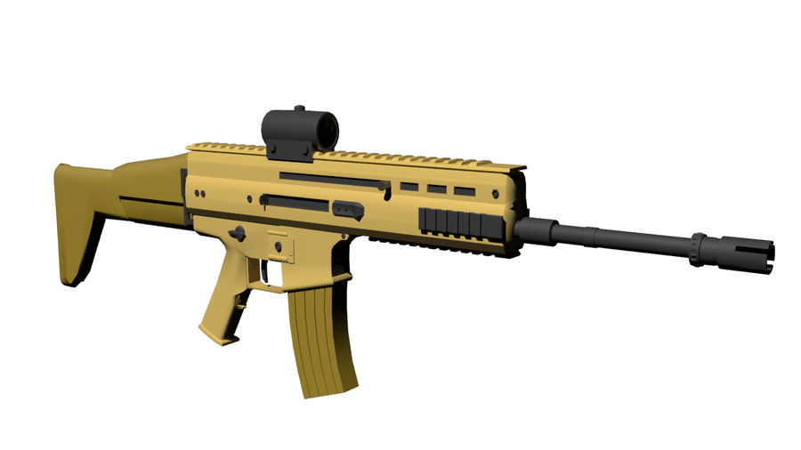 Scar-L royalty-free 3d model - Preview no. 1