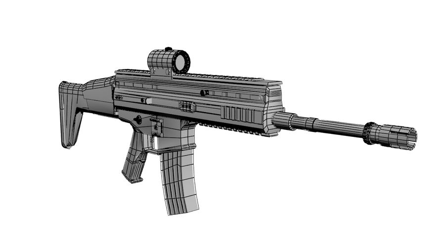 Scar-L royalty-free 3d model - Preview no. 4
